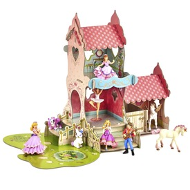 Papo hercegnő kastélya 60151