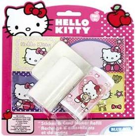 Hello Kitty matricagyár utántöltő Itt egy ajánlat található, a bővebben gombra kattintva, további információkat talál a termékről.