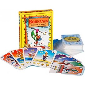 Bohnanza babszüret kártyajáték
