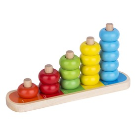 Fa számoló játék 16 darabos készlet Itt egy ajánlat található, a bővebben gombra kattintva, további információkat talál a termékről.