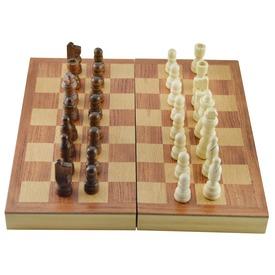 Fa sakk készlet - 27 cm