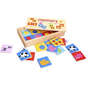Fa memóriajáték 32 darabos készlet Itt egy ajánlat található, a bővebben gombra kattintva, további információkat talál a termékről.