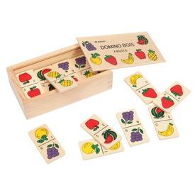 Fa állatos dominó készlet Itt egy ajánlat található, a bővebben gombra kattintva, további információkat talál a termékről.