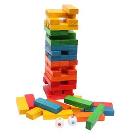 Fa toronyépítő 54 darabos készlet Itt egy ajánlat található, a bővebben gombra kattintva, további információkat talál a termékről.