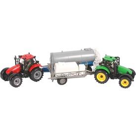 Lendkerekes traktor utánfutóval 2 darabos készlet - többféle Itt egy ajánlat található, a bővebben gombra kattintva, további információkat talál a termékről.