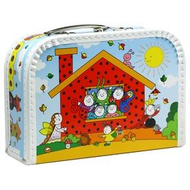 Bogyó és Babóca kisbőrönd: Házikó Itt egy ajánlat található, a bővebben gombra kattintva, további információkat talál a termékről.
