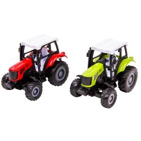 City Master traktor - 10 cm, többféle