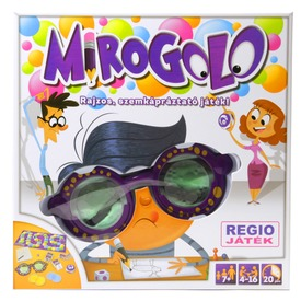 Mirogolo társasjáték Itt egy ajánlat található, a bővebben gombra kattintva, további információkat talál a termékről.
