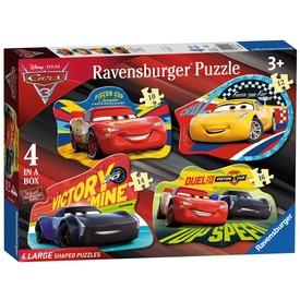 Verdák 3 - 4 az 1-ben puzzle