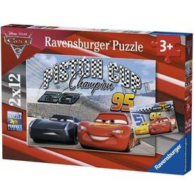 Verdák 3 - 2 x 12 darabos puzzle