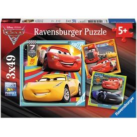 Verdák 3 - 3 x 49 darabos puzzle Itt egy ajánlat található, a bővebben gombra kattintva, további információkat talál a termékről.