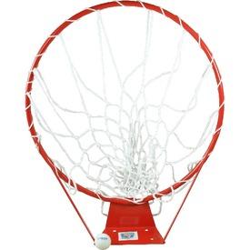 Kosárlabdagyűrű hálóval