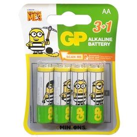 GP Minions alkáli elem LR06AA 3 +1GP Minions alkáli Itt egy ajánlat található, a bővebben gombra kattintva, további információkat talál a termékről.