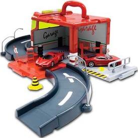 Burago Ferrari Race & Play garázs kisautóval Itt egy ajánlat található, a bővebben gombra kattintva, további információkat talál a termékről.