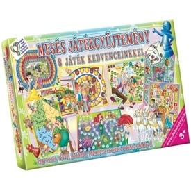 Mesés játékgyűjtemény társasjáték Itt egy ajánlat található, a bővebben gombra kattintva, további információkat talál a termékről.