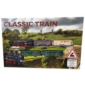 Klasszikus vonat 19 darabos készlet