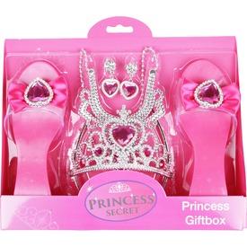 Hercegnő ékszer készlet - többféle