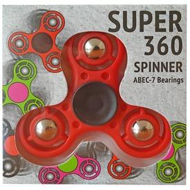 Fidget Spinner pörgettyű fémgolyóval - többféle