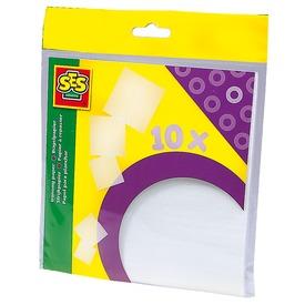SES vasalópapír 10 darabos készlet Itt egy ajánlat található, a bővebben gombra kattintva, további információkat talál a termékről.