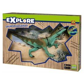 Explore Saurophaganax dínó készlet Itt egy ajánlat található, a bővebben gombra kattintva, további információkat talál a termékről.