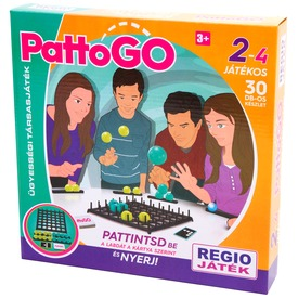 PattoGO társasjáték Itt egy ajánlat található, a bővebben gombra kattintva, további információkat talál a termékről.
