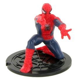 Pókember térdelő figura - 7 cm