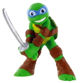 Tini nindzsa teknőcök Leonardo figura - 6 cm