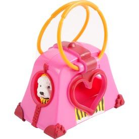 ChiChi Love mini plüsskutya kézitáskában Itt egy ajánlat található, a bővebben gombra kattintva, további információkat talál a termékről.