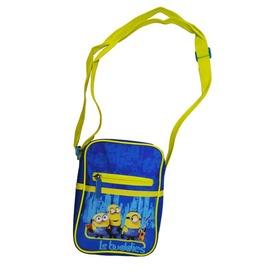 Minion válltáska - kék, kicsi Itt egy ajánlat található, a bővebben gombra kattintva, további információkat talál a termékről.