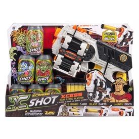 X-Shot Zombie forgótáras pisztoly készlet Itt egy ajánlat található, a bővebben gombra kattintva, további információkat talál a termékről.
