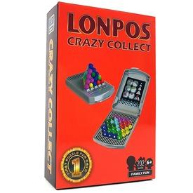 Lonpos 202 Crazy Collect logikai játék