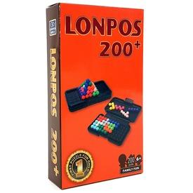 Lonpos 200 logikai játék Itt egy ajánlat található, a bővebben gombra kattintva, további információkat talál a termékről.