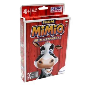 MimiQ - Farm grimaszpárbaj társasjáték