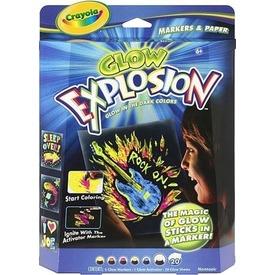 Crayola fényvarázs filcszett Itt egy ajánlat található, a bővebben gombra kattintva, további információkat talál a termékről.