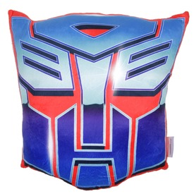 Transformers párna - Logo, 30 cm