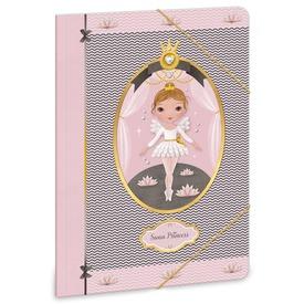 A5 dosszié-Swan Ballerina  Itt egy ajánlat található, a bővebben gombra kattintva, további információkat talál a termékről.