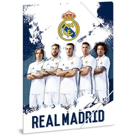 A4 dosszié-Real Madrid