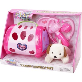 Állatorvos játékkészlet Itt egy ajánlat található, a bővebben gombra kattintva, további információkat talál a termékről.