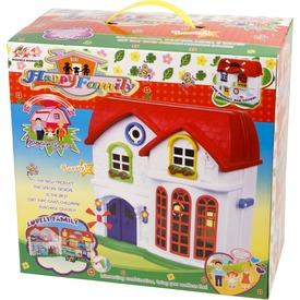 Babaház bútorokkal és babákkal 37×20×35. 5 cm Itt egy ajánlat található, a bővebben gombra kattintva, további információkat talál a termékről.