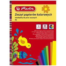 Színes kivágó papír 10 lapos - A4 Itt egy ajánlat található, a bővebben gombra kattintva, további információkat talál a termékről.