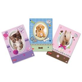 Pretty Pets rajztömb 75 lapos - A4, többféle Itt egy ajánlat található, a bővebben gombra kattintva, további információkat talál a termékről.