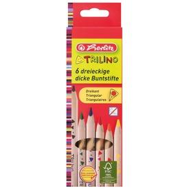 Trilino vastag színes ceruza 6 darabos Itt egy ajánlat található, a bővebben gombra kattintva, további információkat talál a termékről.