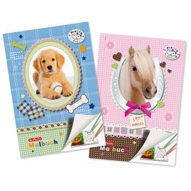 Pretty Pets kifestő 28 lapos - A4, többféle Itt egy ajánlat található, a bővebben gombra kattintva, további információkat talál a termékről.