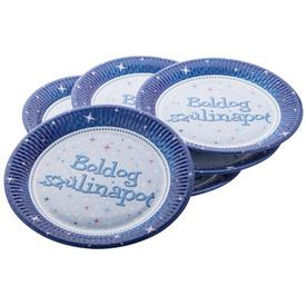 B. Születésnapot tányér Kék 23 cm-es 6 db /cs FUN Itt egy ajánlat található, a bővebben gombra kattintva, további információkat talál a termékről.