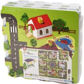 Nagyváros habszivacs 9 darabos puzzle - 30 x 30 cm Itt egy ajánlat található, a bővebben gombra kattintva, további információkat talál a termékről.