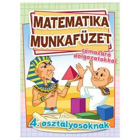 Matematika munkafüzet 4. osztályosoknak