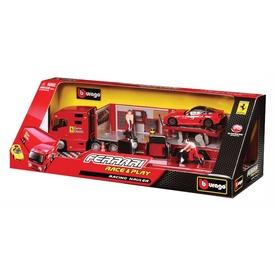 Burago Ferrari Truck playset