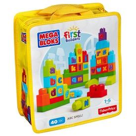Mega Bloks ABC építőkocka készlet Itt egy ajánlat található, a bővebben gombra kattintva, további információkat talál a termékről.