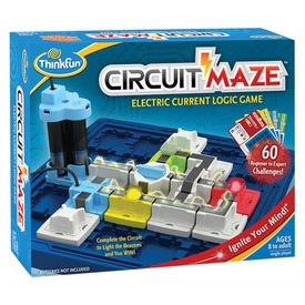 Circuit Maze logikai játék Itt egy ajánlat található, a bővebben gombra kattintva, további információkat talál a termékről.