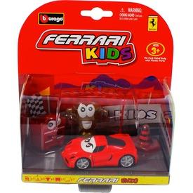 Burago Ferrari Kids kisautó - többféle Itt egy ajánlat található, a bővebben gombra kattintva, további információkat talál a termékről.